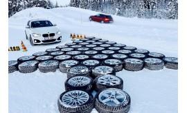 AutoBild тест зимни гуми 2019/2020 в размер 225/45R17 - подборен кръг