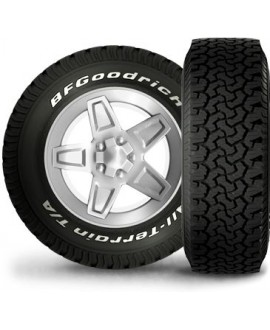 Лятна гума 225/70 R16 102R TL ALL TERRAIN T/A KO от BFGOODRICH за 4x4/SUV автомобили