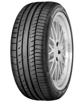 Лятна гума 255/60 R18 112V TL ContiSportContact 5 XL  от CONTINENTAL за 4x4/SUV автомобили