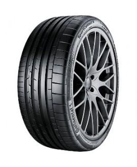 Лятна гума 265/30 R19 93Y TL ContiSportContact 6 XL  DOT 5016  от CONTINENTAL за леки автомобили
