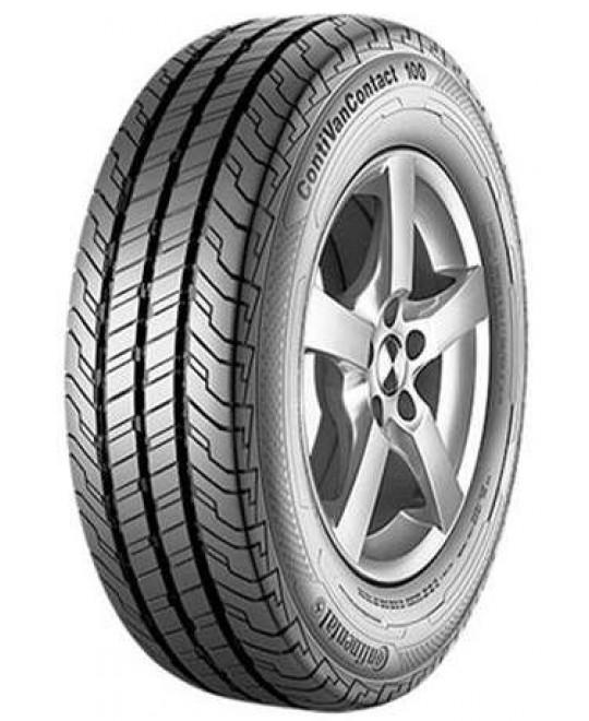 Лятна гума 195/75 R16 107R TL ContiVanContact 100 от CONTINENTAL за лекотоварни автомобили