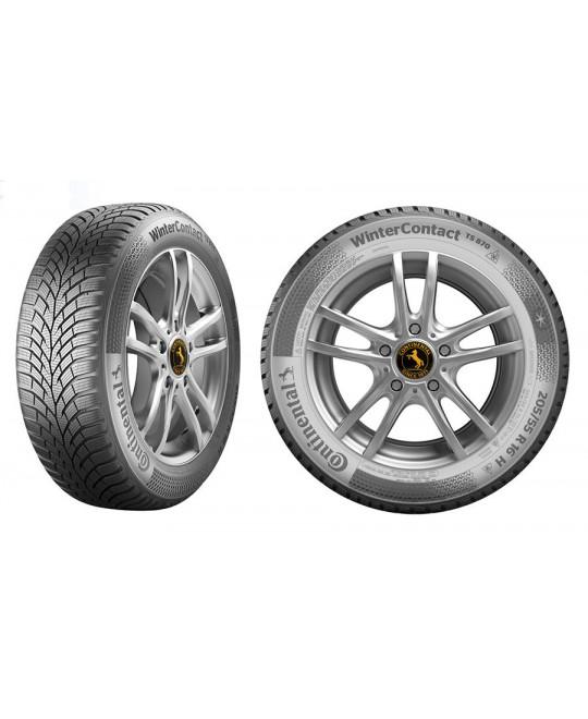 Зимна гума 185/60 R15 84T TL WinterContact TS 870 от CONTINENTAL за леки автомобили
