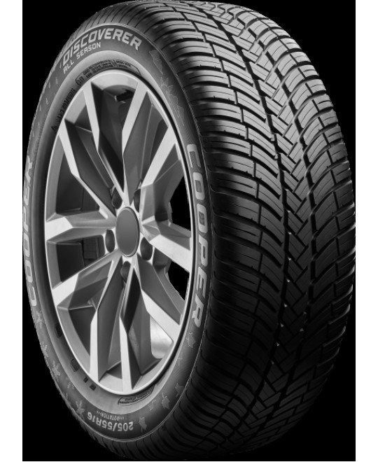 185/55 R15 86H TL DISCOVERER ALL SEASON XL  от COOPER за леки автомобили
