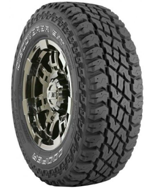 Лятна гума 245/70 R16 118Q TL DISCOVERER S/T MAXX P.O.R.  RBL  от COOPER за 4x4/SUV автомобили