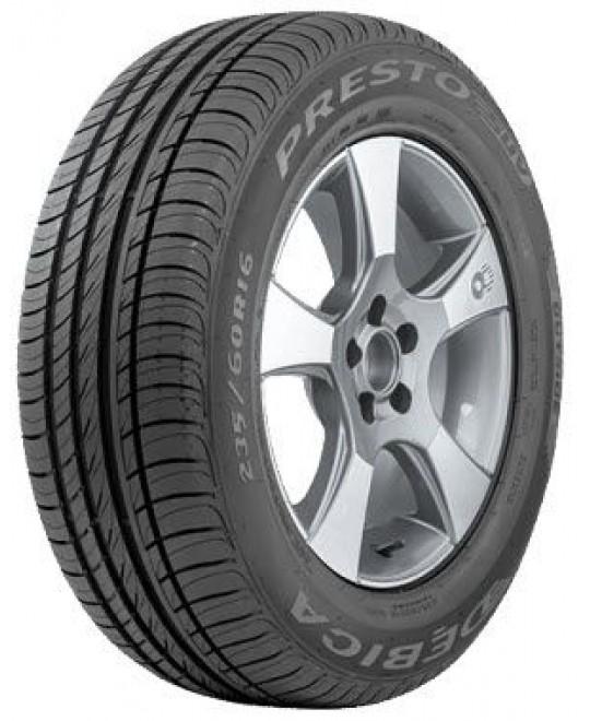 Лятна гума 245/70 R16 107H TL PRESTO SUV FP  DOT 1616  от DEBICA за 4x4/SUV автомобили