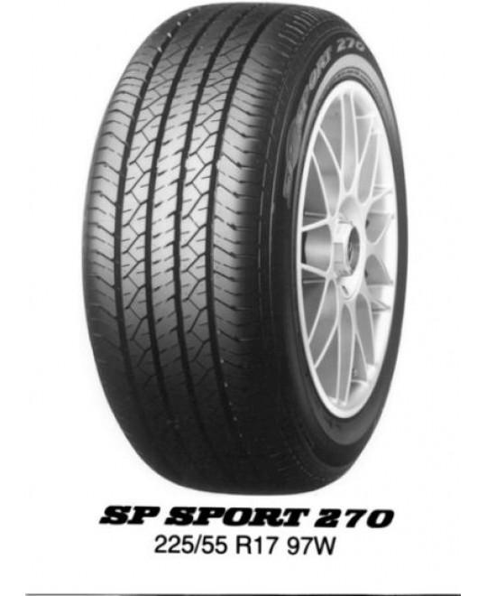225/60 R17 99H TL SP SPORT 270