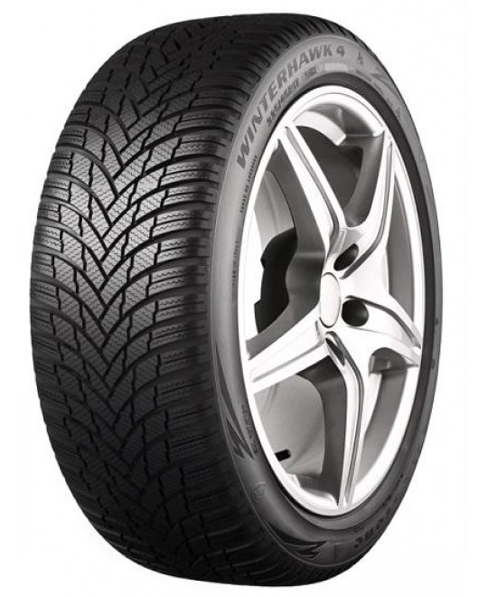 Зимна гума 205/55 R16 91H TL WINTERHAWK 4 от FIRESTONE за леки автомобили
