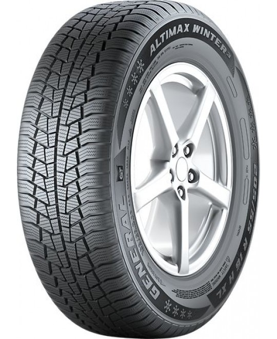 Зимна гума 195/60 R15 88T TL ALTIMAX WINTER 3 от GENERAL за леки автомобили