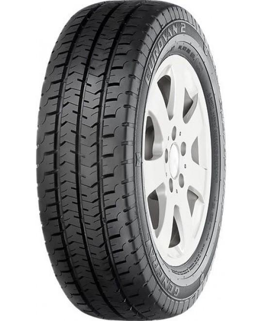 Лятна гума 215/60 R16 101T TL EUROVAN 2 от GENERAL за лекотоварни автомобили