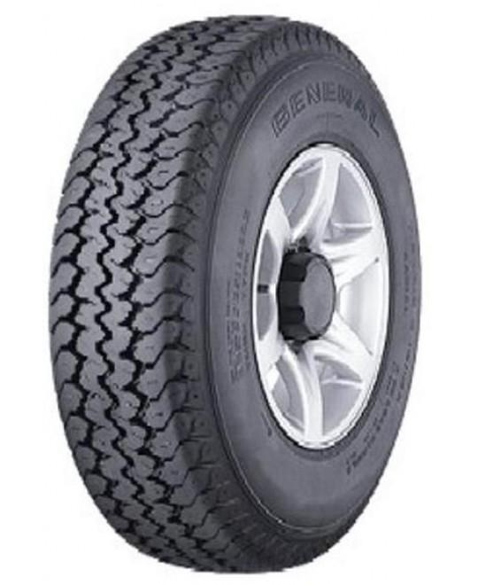Лятна гума 175/75 R16 101R TL EUROVAN от GENERAL за лекотоварни автомобили