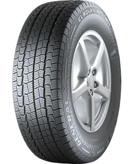 195/75 R16 105R TL EUROVAN A/S 365 8PR  от GENERAL за лекотоварни автомобили