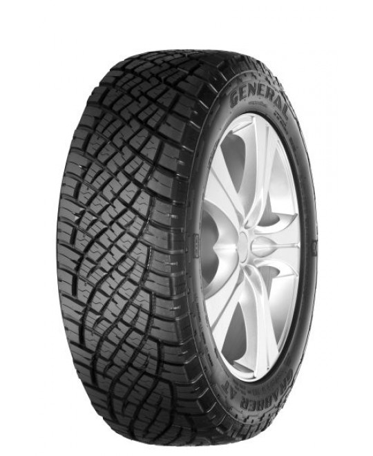 Лятна гума 255/55 R19 111H TL GRABBER AT XL  RBL  от GENERAL за 4x4/SUV автомобили