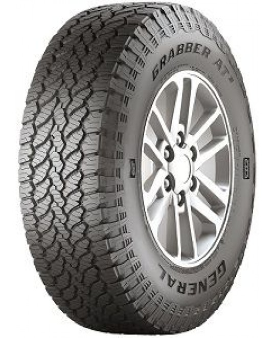 255/60 R18 112H TL GRABBER AT3 XL  RBL
