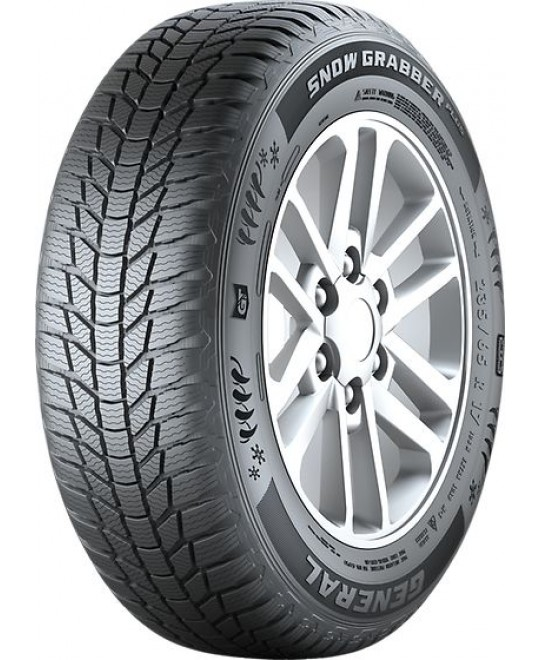 Зимна гума 235/55 R19 105V TL SNOW GRABBER PLUS XL  от GENERAL за 4x4/SUV автомобили