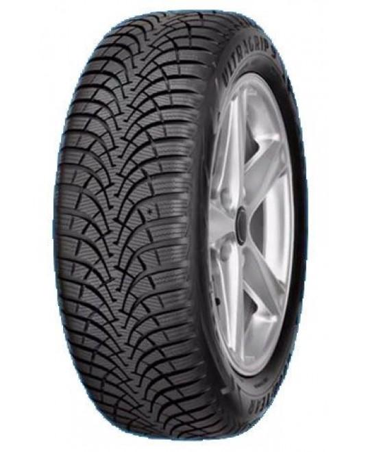 Зимна гума 185/60 R15 84T TL ULTRAGRIP 9+ от GOODYEAR за леки автомобили