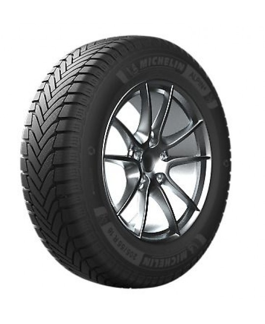 Зимна гума 205/55 R17 95H TL ALPIN 6 XL  3PMSF  от MICHELIN за леки автомобили