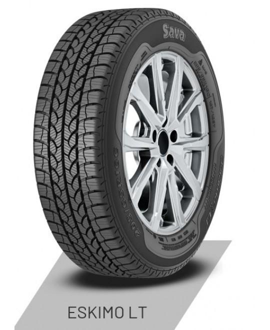 Зимна гума 235/65 R16 115R TL ESKIMO LT от SAVA за лекотоварни автомобили
