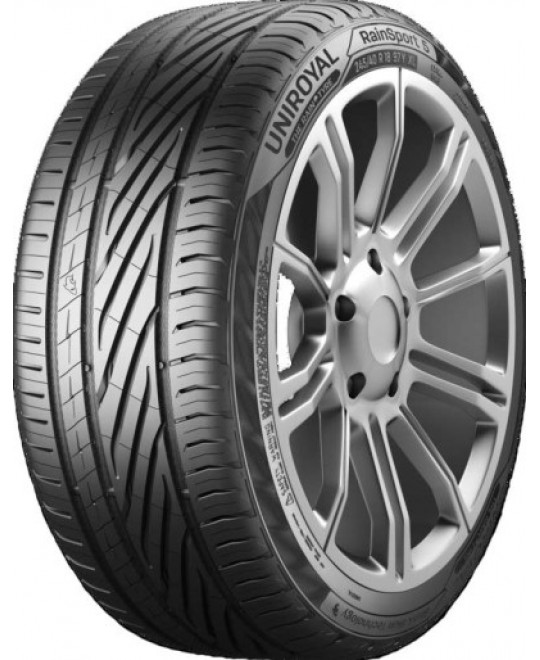 Лятна гума 205/45 R16 87W TL RAINSPORT 5 XL  FP  от UNIROYAL за леки автомобили