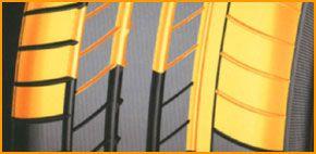 Continental Conti4x4SportContact с асиметричен дизайн на протектора на гумата