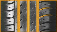 ContiEcoContact grooves
