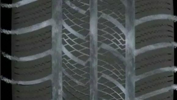 Tire VancoWinter 2 - защита от аквапланинг