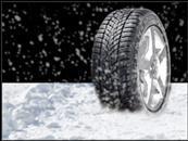 гума за високоскоростни автомобили Dunlop SP WinterSport 4D с изключително представяне на зимните пътища
