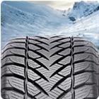 Гуми Goodyear UltaGrip SUV осигуряват сцепление на сняг и лед