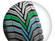 Michelin-CrossClimate-SUV-tread-design
