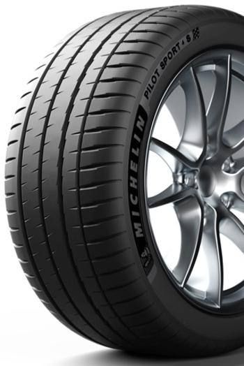 Michelin-Pilot-Sport-4-S-(4S) – summer-tyres-assymetric-design